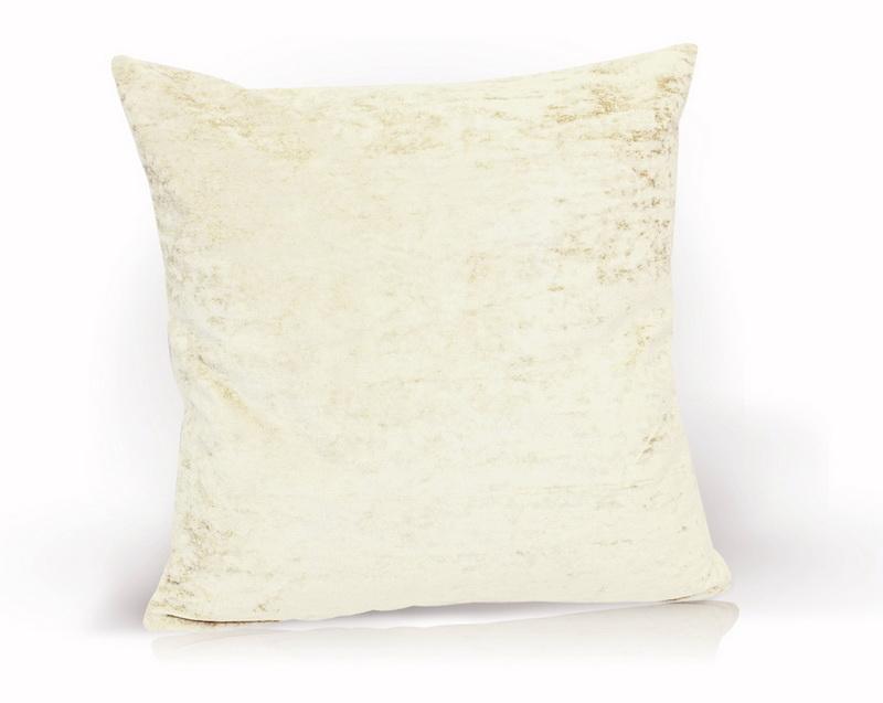 где купить Декоративные подушки Kauffort Декоративная подушка Barhan Цвет: Молочный (40х40) по лучшей цене