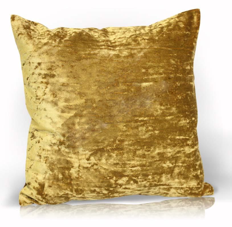 Декоративные подушки Kauffort Декоративная подушка Barhan Цвет: Золотой (40х40)