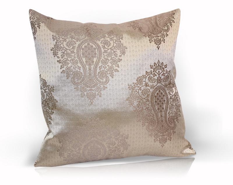 Декоративные подушки Kauffort Декоративная подушка Stefanielle Цвет: Коричневый (40х40)