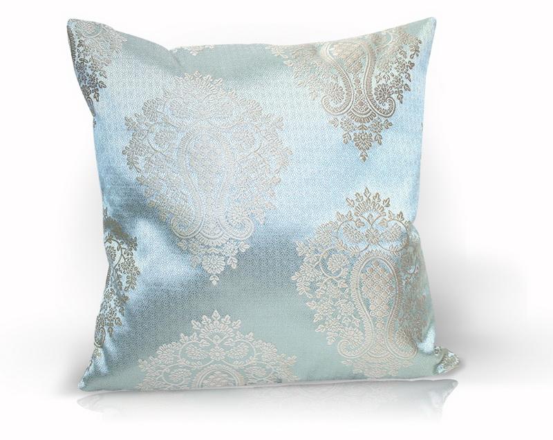 Декоративные подушки Kauffort Декоративная подушка Stefanielle Цвет: Бирюзовый (40х40)