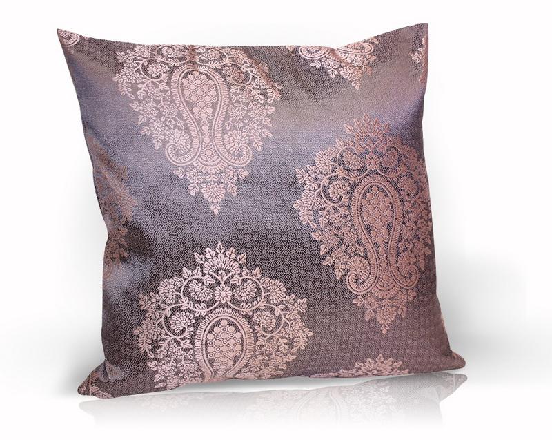 Декоративные подушки Kauffort Декоративная подушка Stefanielle Цвет: Сиреневый (40х40)