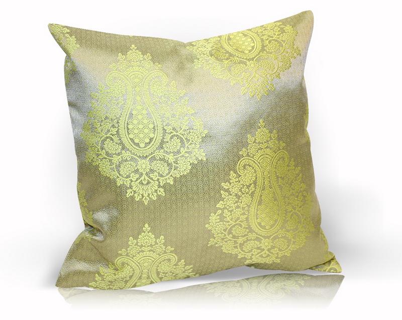 Декоративные подушки Kauffort Декоративная подушка Stefanielle Цвет: Оливковый (40х40)