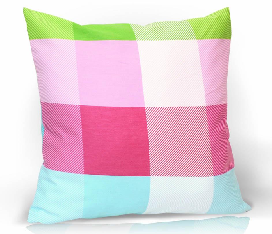 где купить Декоративные подушки Kauffort Декоративная подушка Cuadro (40х40) по лучшей цене