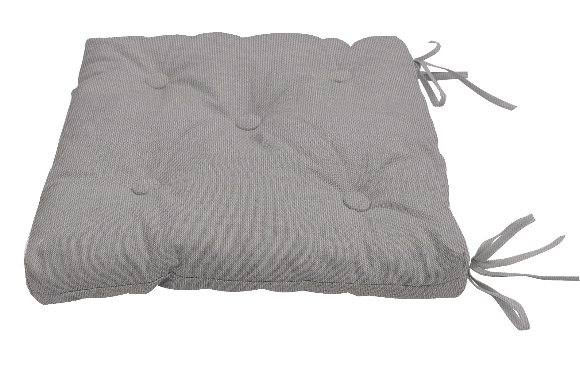 Подушки на стул Kauffort Подушка на стул Нosta Цвет: Серый (40х40) подушка на стул арти м райский сад