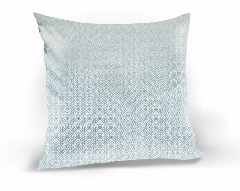 Декоративные подушки Kauffort Декоративная подушка Simona Цвет: Бирюзовый (40х40)