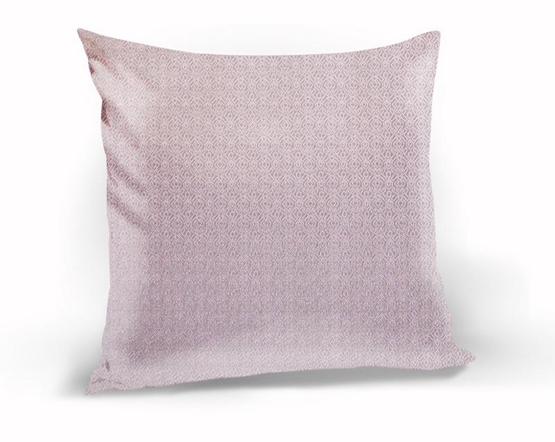 Декоративные подушки Kauffort Декоративная подушка Simona Цвет: Сиреневый (40х40)