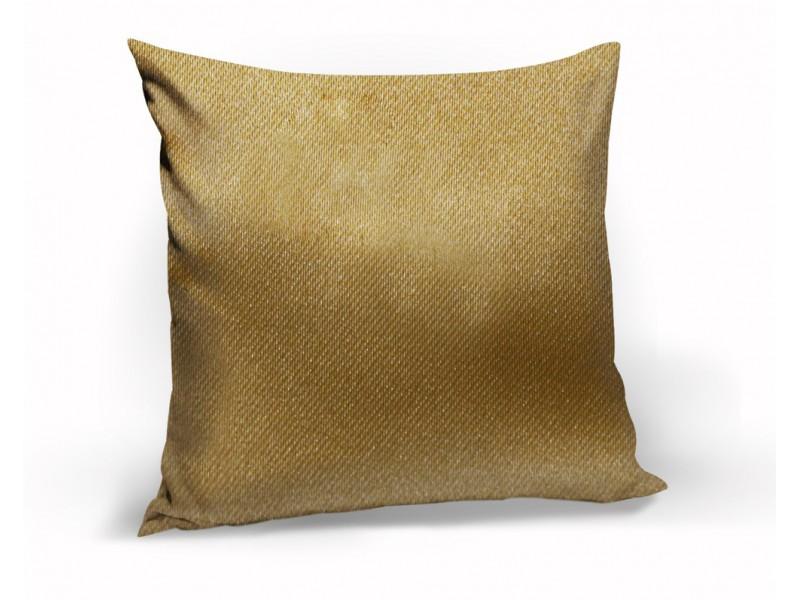 Декоративные подушки Kauffort Декоративная подушка Lindor Цвет: Горчичный (40х40)