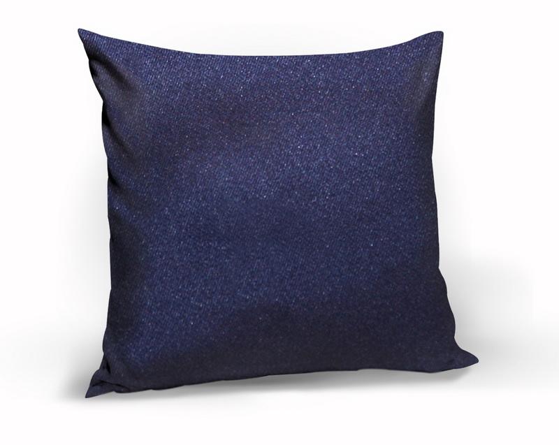 Декоративные подушки Kauffort Декоративная подушка Lindor Цвет: Синий (40х40)