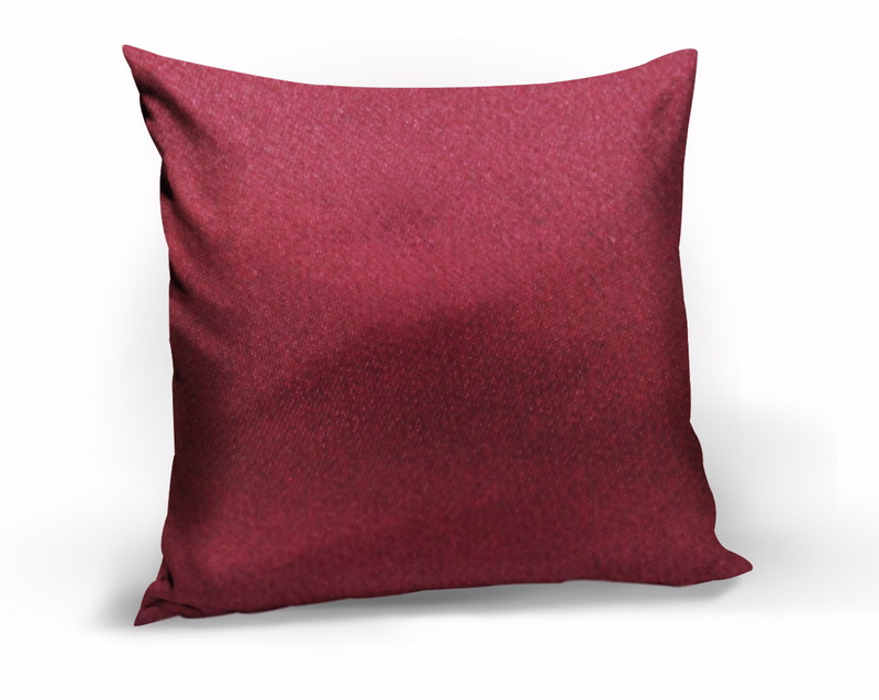 Декоративные подушки Kauffort Декоративная подушка Lindor Цвет: Красный (40х40)