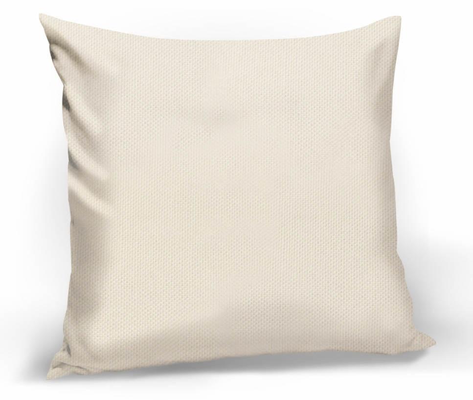 Декоративные подушки Kauffort Декоративная подушка Hosta Цвет: Кремовый (40х40)