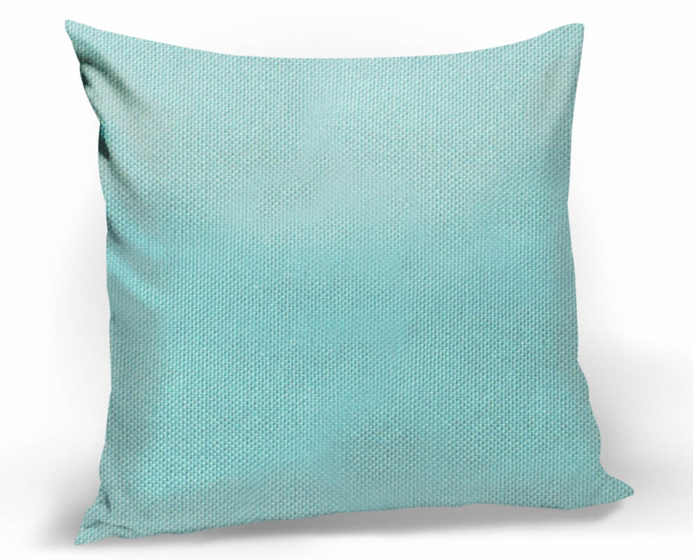 Декоративные подушки Kauffort Декоративная подушка Hosta Цвет: Голубой (40х40)