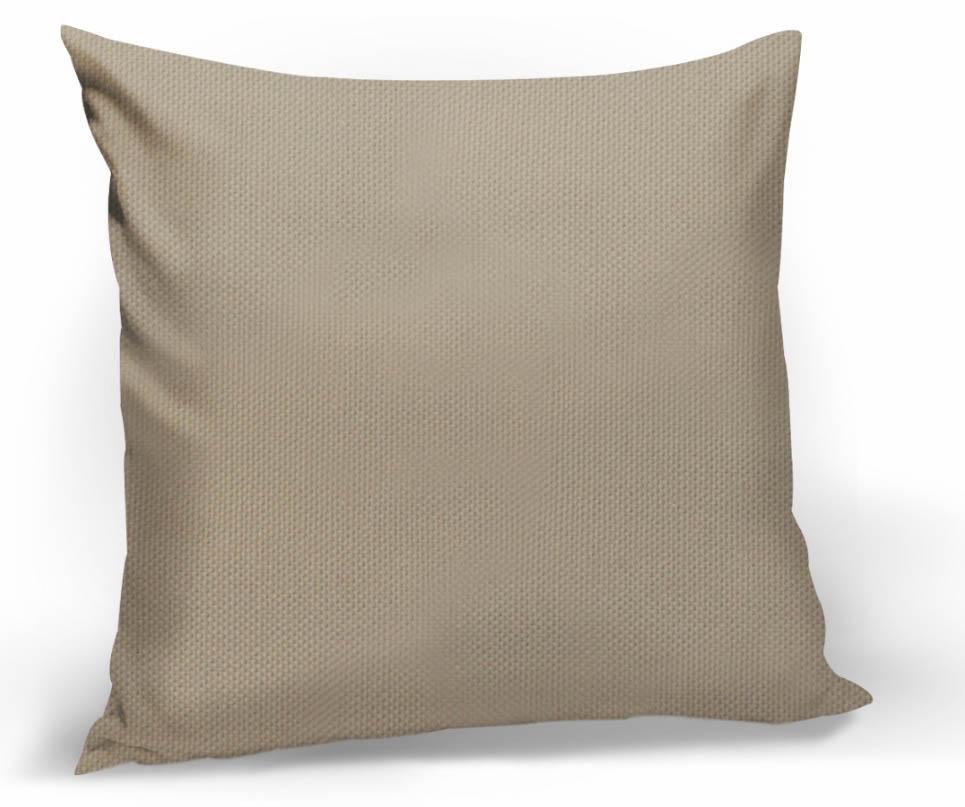 Декоративные подушки Kauffort Декоративная подушка Hosta Цвет: Серо-Бежевый (40х40)
