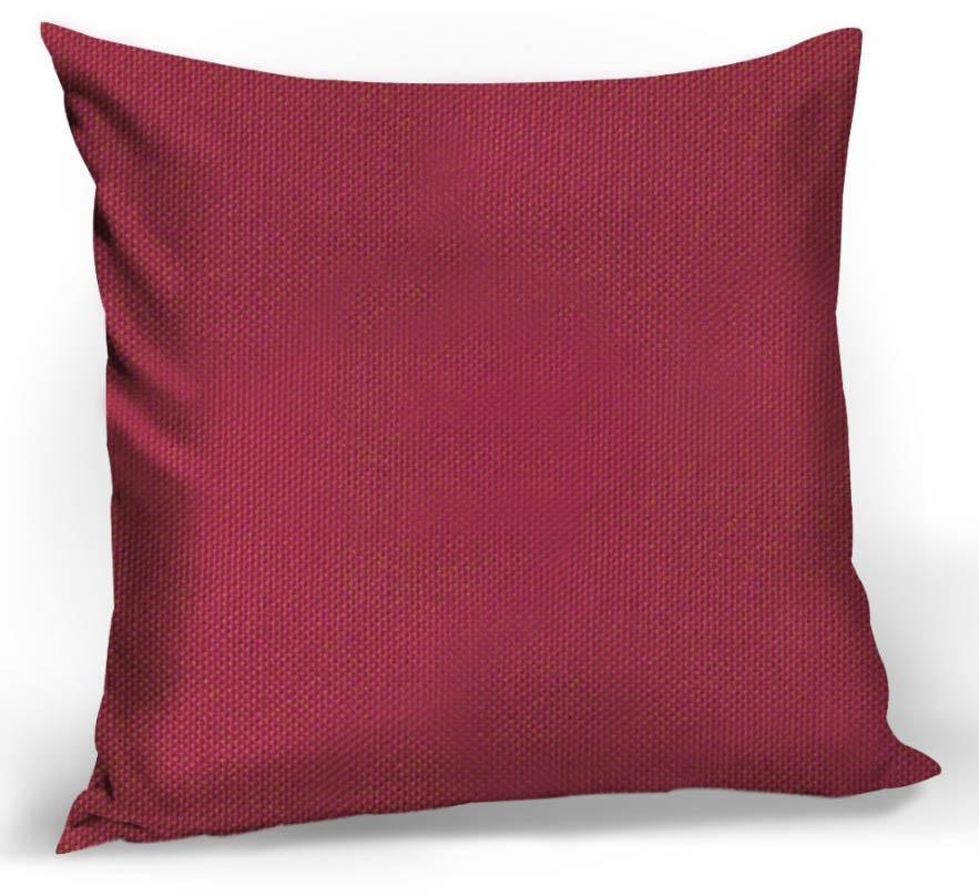 Декоративные подушки Kauffort Декоративная подушка Hosta Цвет: Малиновый (40х40) штора kauffort barolo k