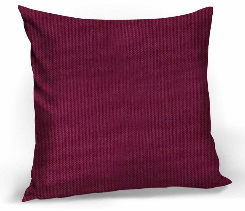 Декоративные подушки Kauffort Декоративная подушка Hosta Цвет: Бордово-Фиолетовый (40х40) kauffort подушка на стул нosta цвет бордово фиолетовый 40х40