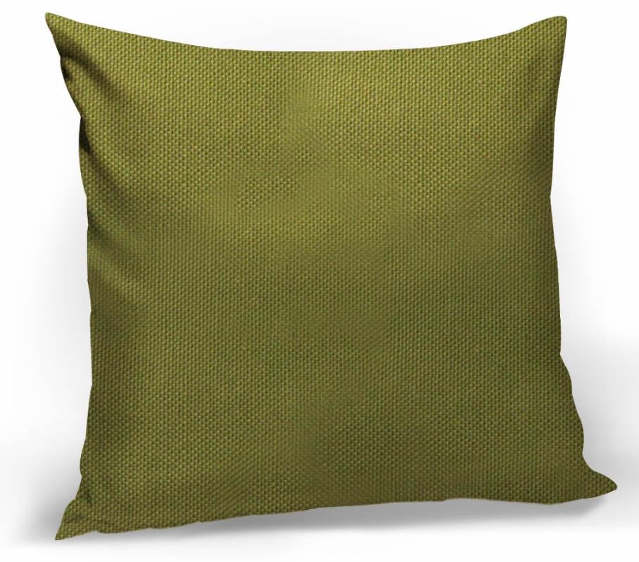 Декоративные подушки Kauffort Декоративная подушка Hosta Цвет: Темно-Зеленый (40х40) штора легкая kauffort barolo