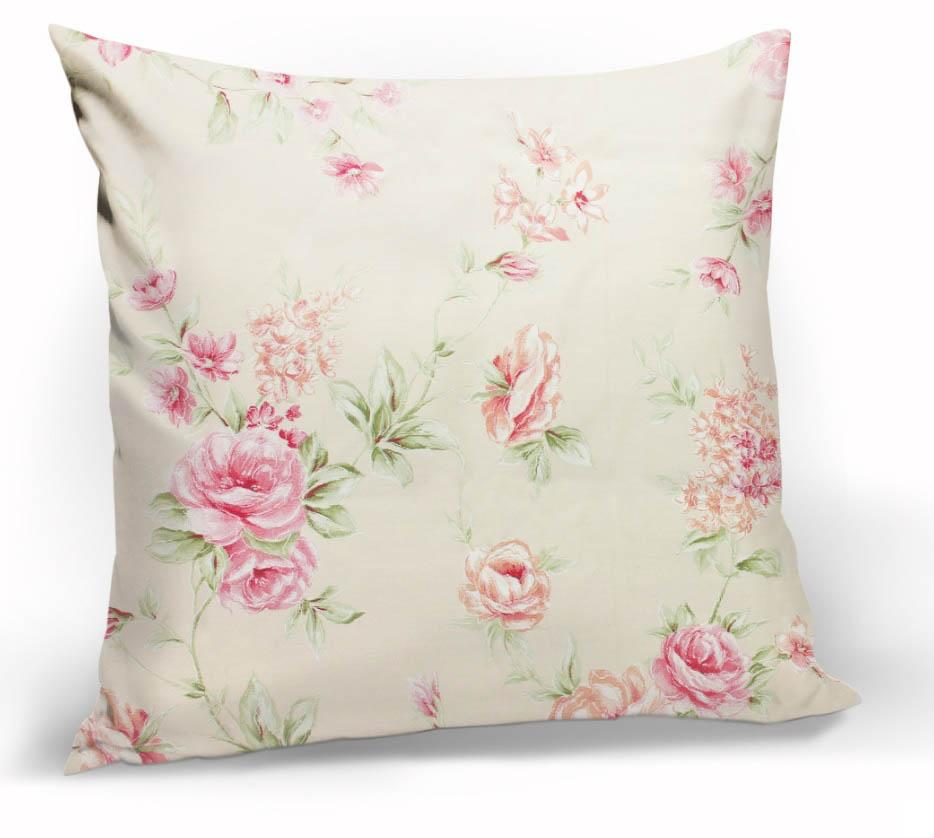 Декоративные подушки Kauffort Декоративная подушка Mimos Цвет: Розовый (40х40)