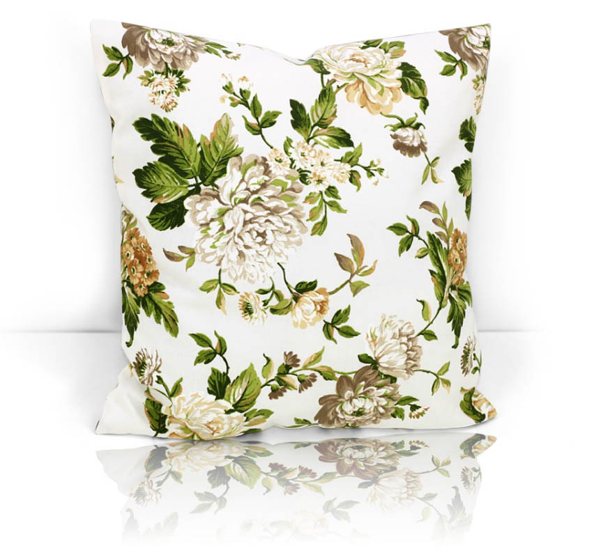 Декоративные подушки Kauffort Декоративная подушка Luly Цвет: Зеленый (40х40)