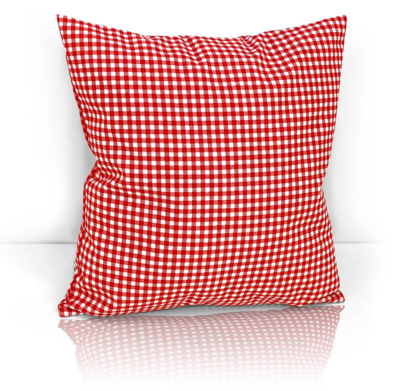 Декоративные подушки Kauffort Декоративная подушка Kimberly Цвет: Красный (40х40)