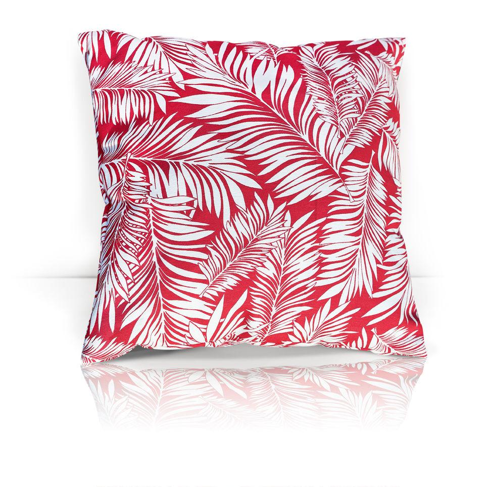 Декоративные подушки Kauffort Декоративная подушка Palma Цвет: Красный (40х40) штора kauffort barolo k