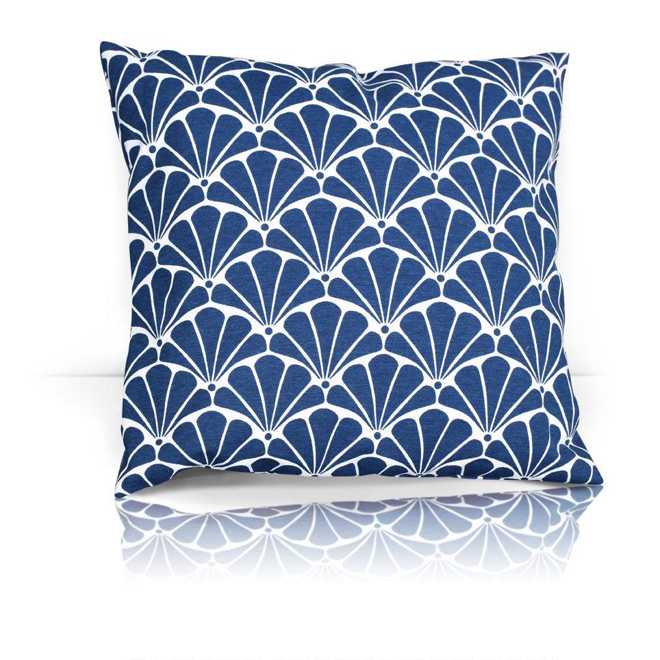 Декоративные подушки Kauffort Декоративная подушка Garden Цвет: Голубой (40х40) штора kauffort barolo k