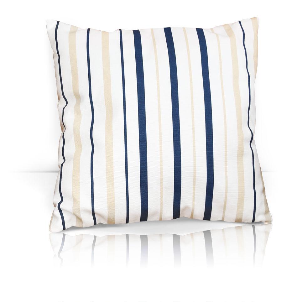 где купить Декоративные подушки Kauffort Декоративная подушка Rain Цвет: Голубой (40х40) по лучшей цене