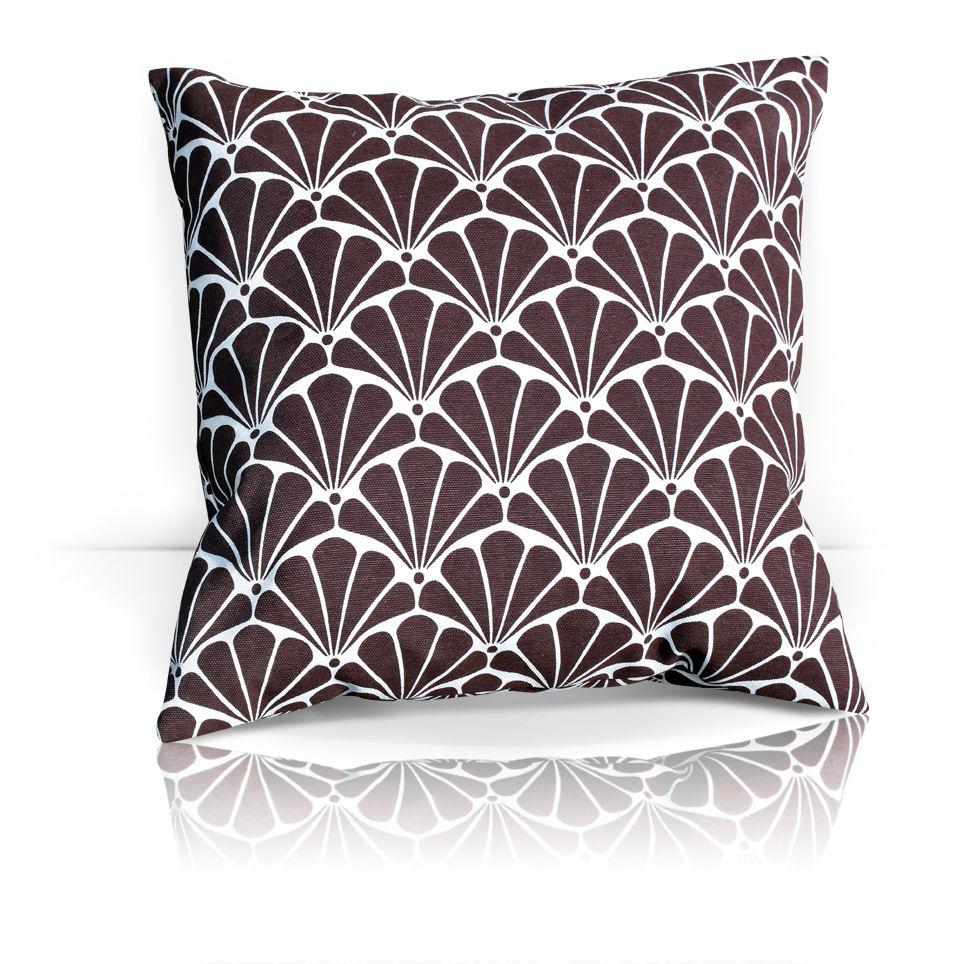 Декоративные подушки Kauffort Декоративная подушка Garden Цвет: Коричневый (40х40)