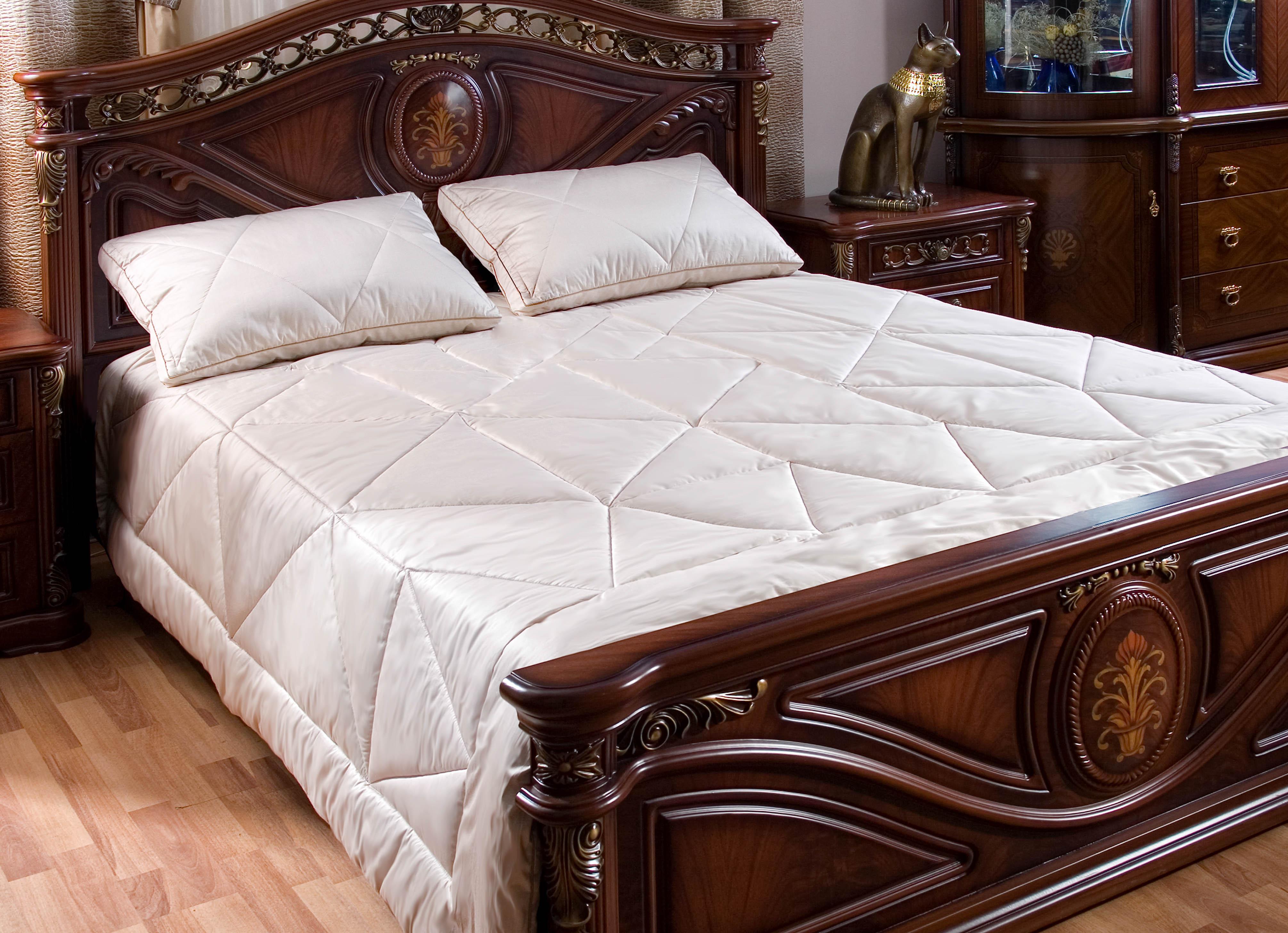 Одеяла Primavelle Одеяло Nadia Цвет: Кофейно-Дычатый (140х205 см)