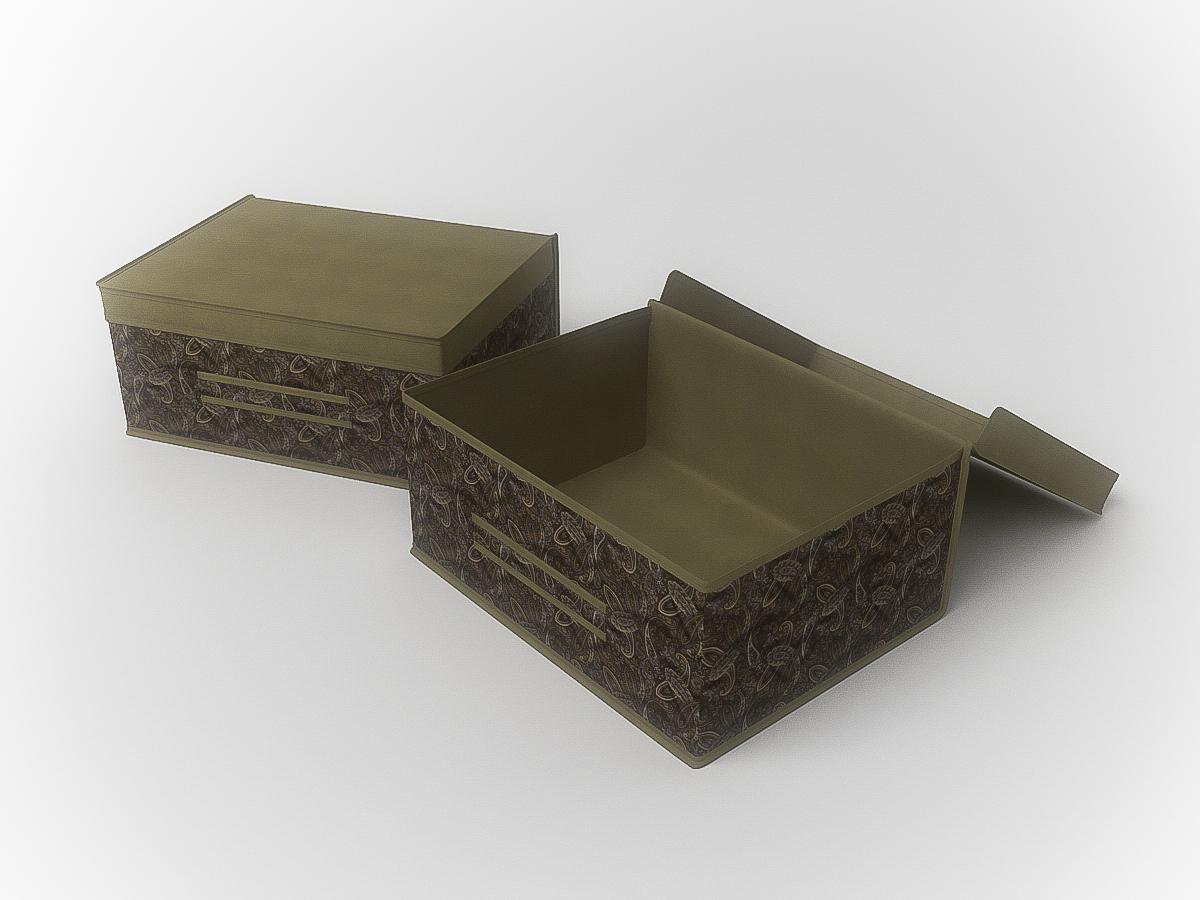 {} CoFreT Кофр для хранения Русский Шик (30х35х45 см) коробки для хранения cofret кофр малый жесткий русский шик 1231