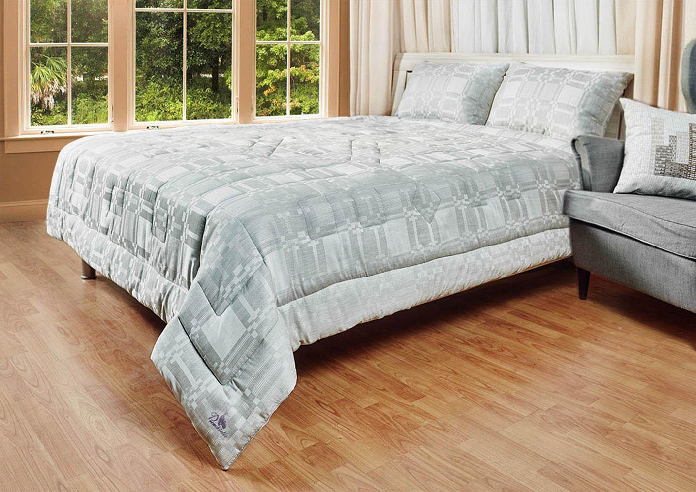 Одеяла Primavelle Одеяло Lino Цвет: Светло-Серый (140х205 см)