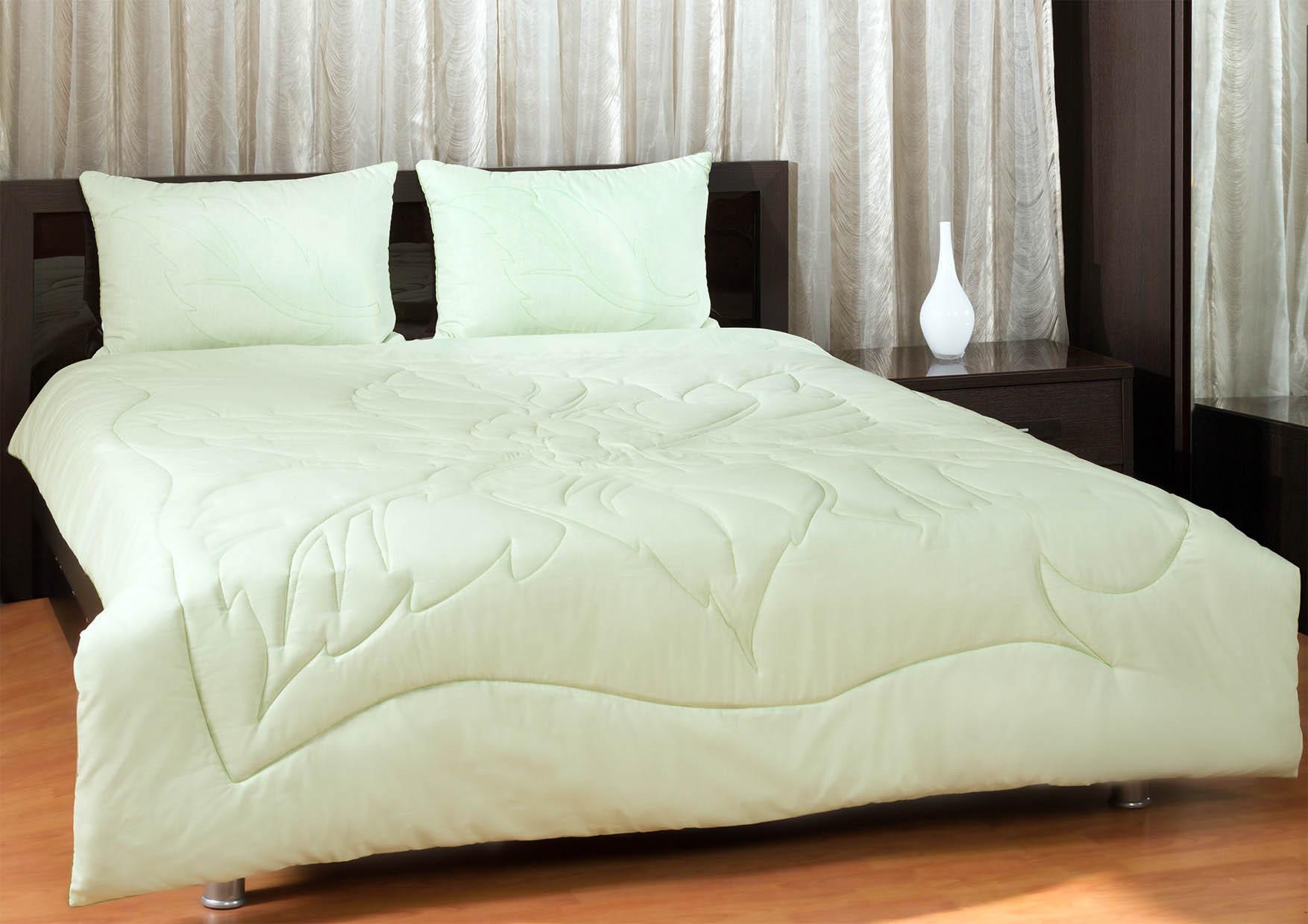 где купить Одеяла Primavelle Одеяло Ortica Цвет: Светло-Зеленый (140х205 см) по лучшей цене