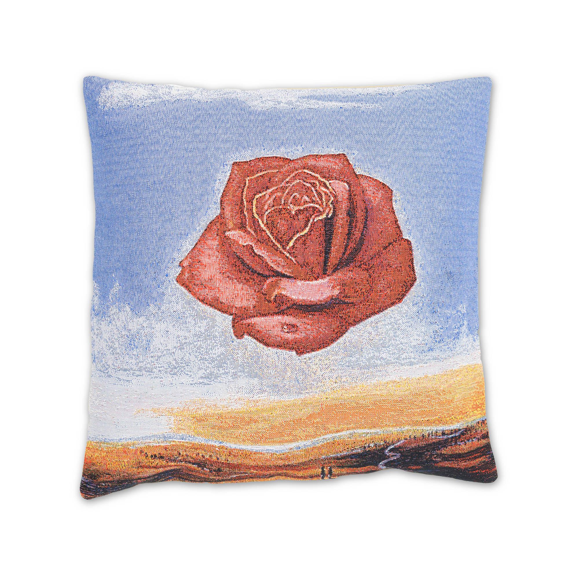 Декоративные подушки A La Gobelin Декоративная подушка Роза В Пустыне Сальвадор Дали (45х45) дали сальвадор дневник одного гения