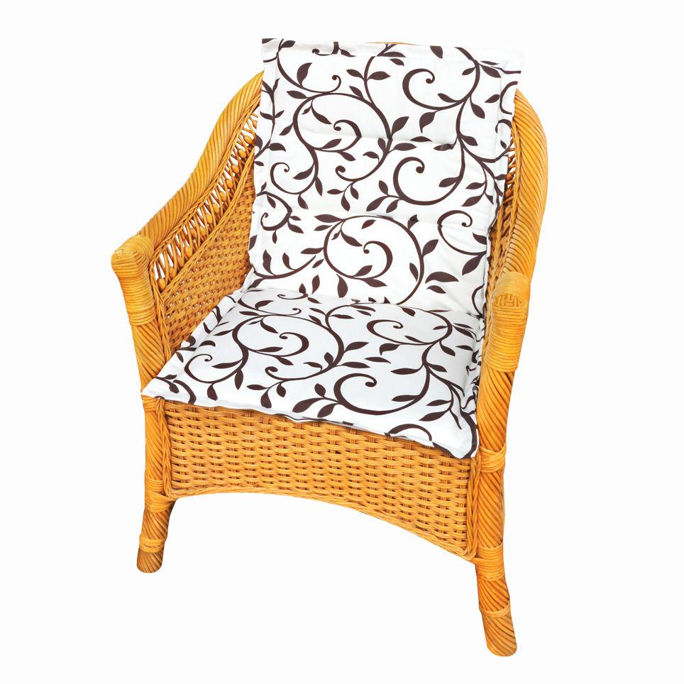 Подушки на стул Kauffort Подушка на стул Bindweed (50х100) подушка на стул kauffort barolo