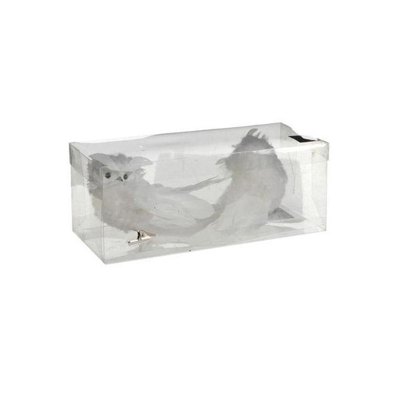 {}  Фигурки Совы Цвет: Белый (6х16 см - 2 шт) штампованный диск trebl х40032 6х16 4х100 d60 1 et36 silver