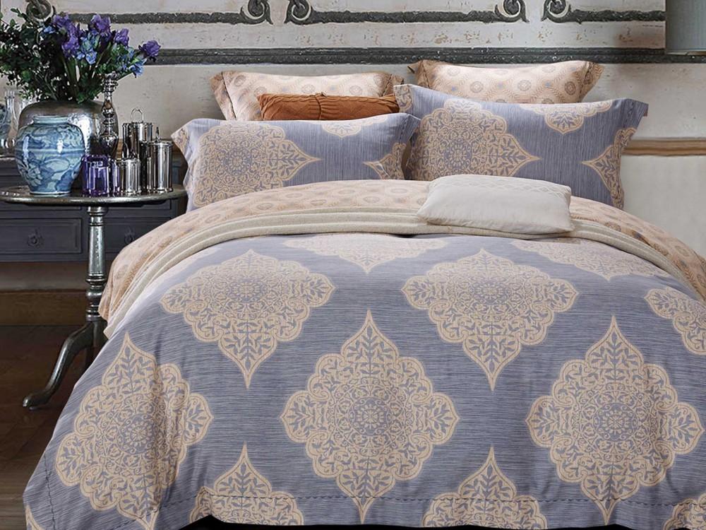 Постельное белье Asabella Постельное белье Armidale  (2 сп. евро) постельное белье asabella постельное белье 1 5 спальное тенсел сатин