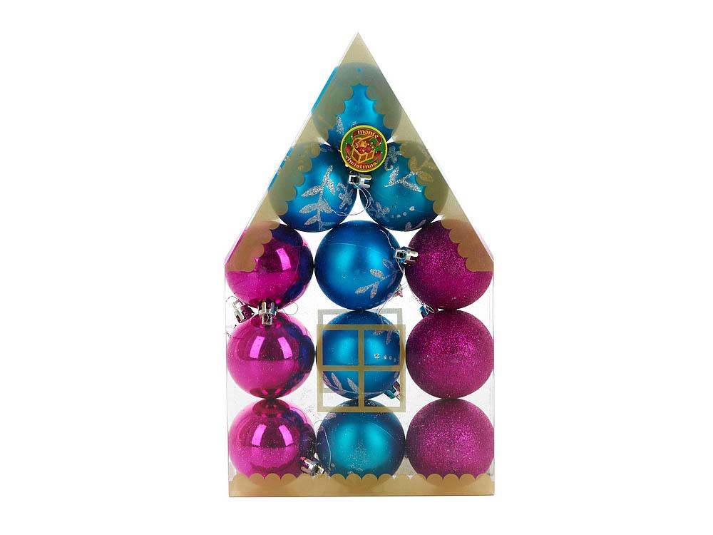 {} Monte Christmas Сувенир Избушка (17х30х6 см - 12 шт)