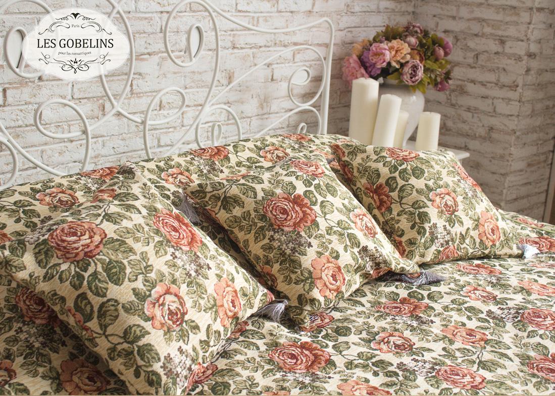 Декоративные подушки Les Gobelins Декоративная наволочка Art Floral (40х40)