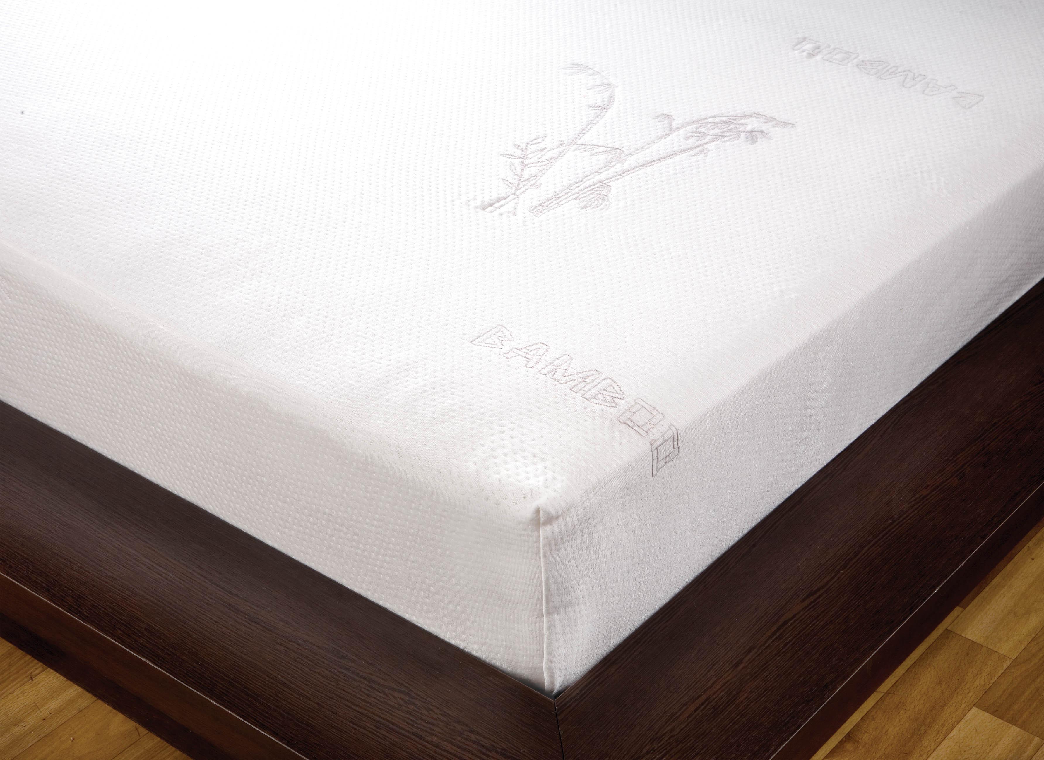 Наматрасники и чехлы для матрасов Primavelle Наматрасник Bamboo Цвет: Топленое-Молоко (140х200 см)