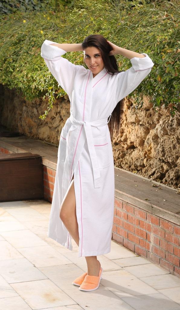 Сауны, бани и оборудование Philippus Халат Nathalie Цвет:  (L-xL) сауны бани и оборудование tac халат hazel цвет кофейный l xl