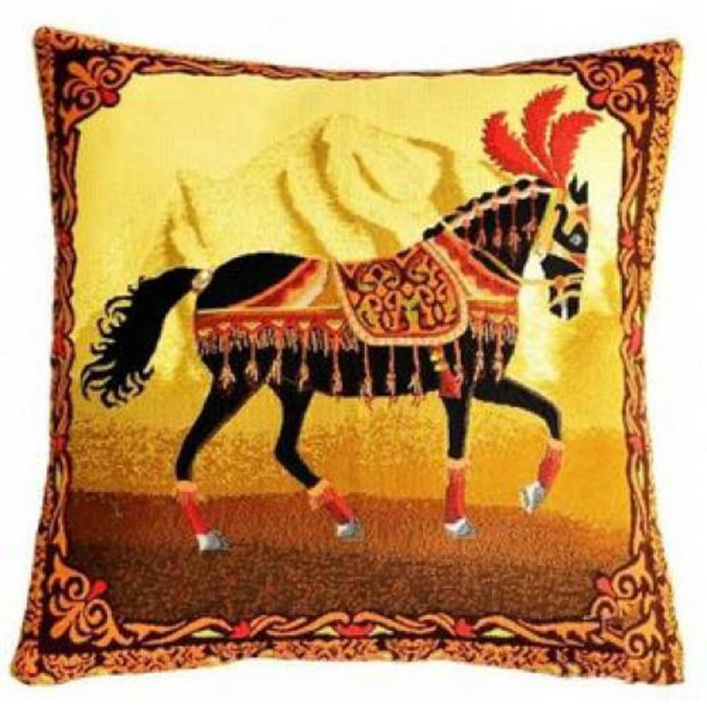 Декоративные подушки A La Gobelin Декоративная подушка Восток Конь (45х45) vostok 420892 восток