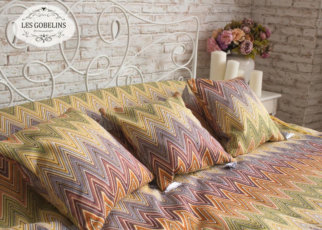 Декоративные подушки Les Gobelins Декоративная наволочка Cordillere (40х40)