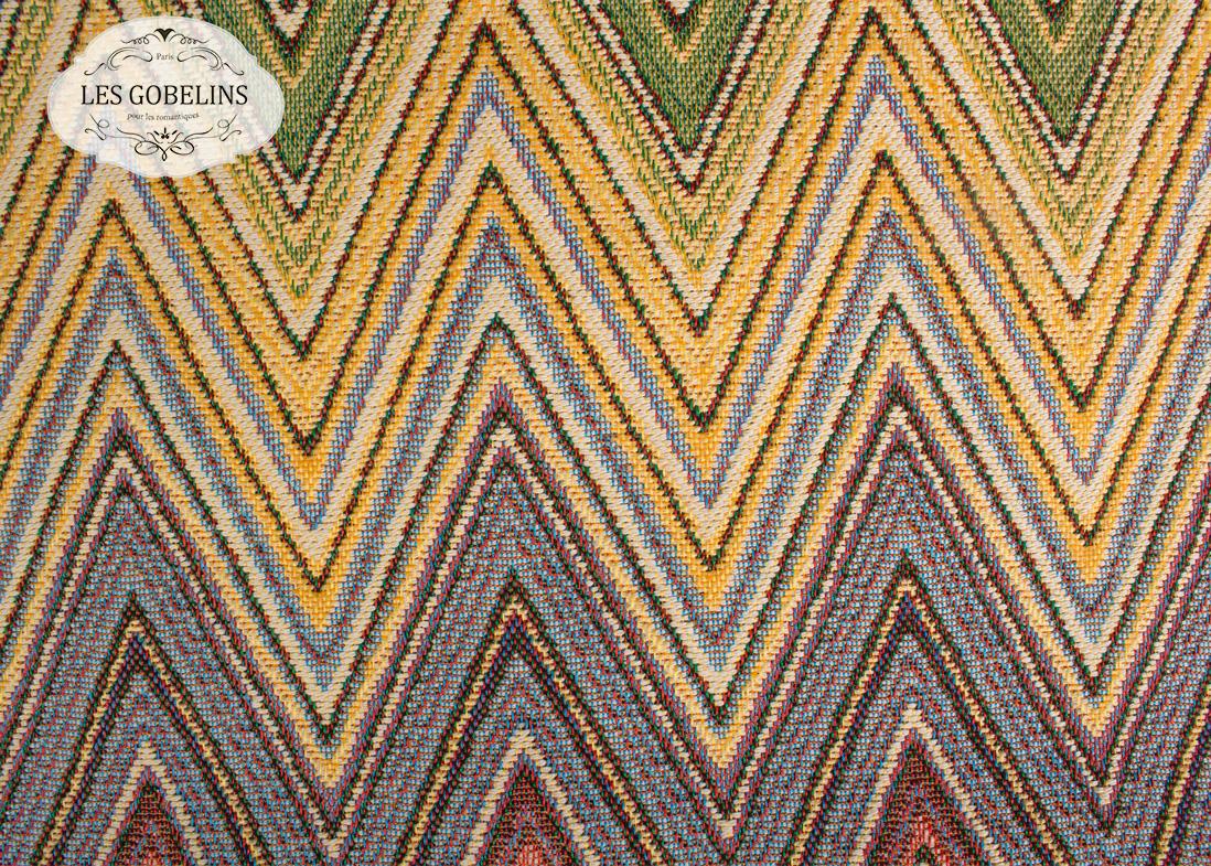 где купить Покрывало Les Gobelins Накидка на диван Cordillere (130х210 см) по лучшей цене
