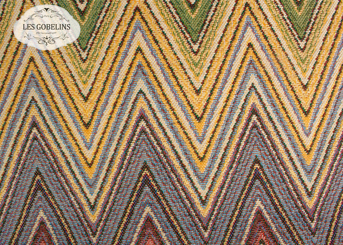 Покрывало Les Gobelins Накидка на диван Cordillere (160х190 см)