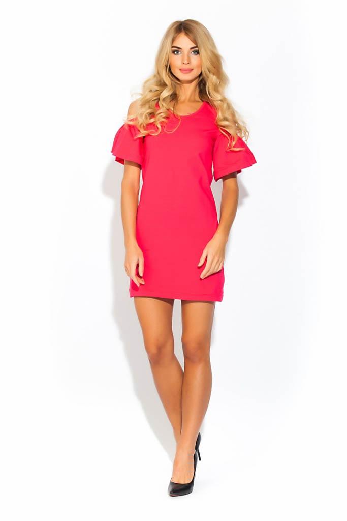 Туники, сарафаны Peache Monnaie Платье Carroll Цвет: Красный (xL) carroll короткое платье