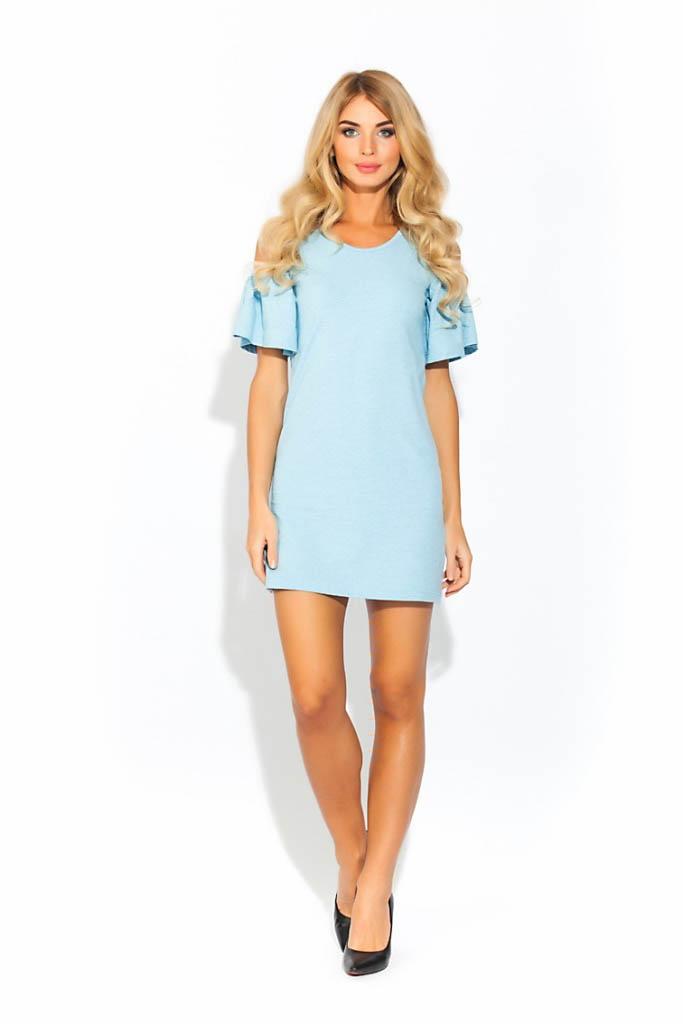 Туники, сарафаны Peache Monnaie Платье Carroll Цвет: Голубой (xL)
