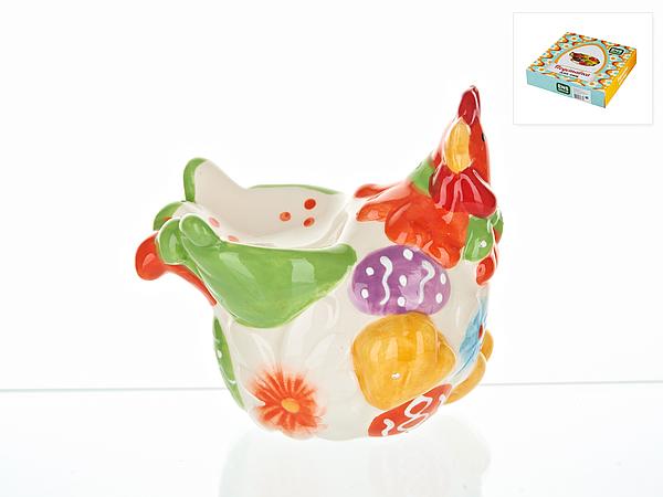 {} ENS GROUP Подставка для яйца Пасхальный Петушок (8х10х10 см) подставка под ложку ens group чайная роза