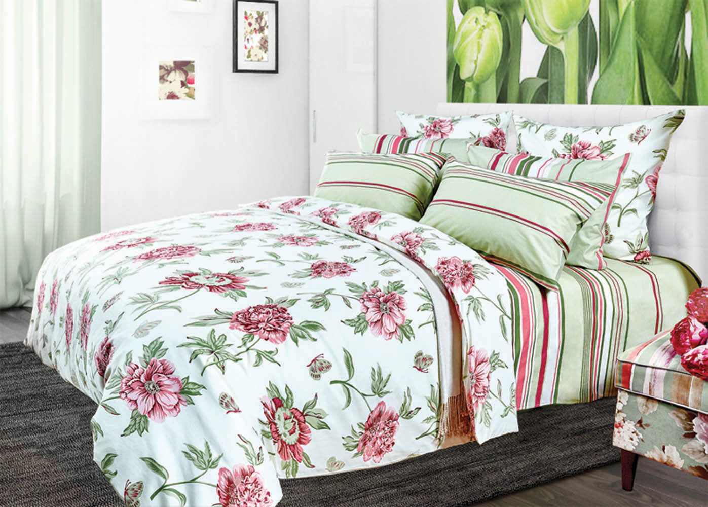 Постельное белье Primavelle Постельное белье Классико (2 сп. евро) постельное белье иматекс постельное белье евро