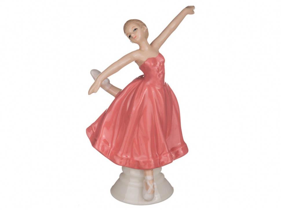 {} Lefard Статуэтка Балерина (9х11х14 см) статуэтка lefard африканка 174 311