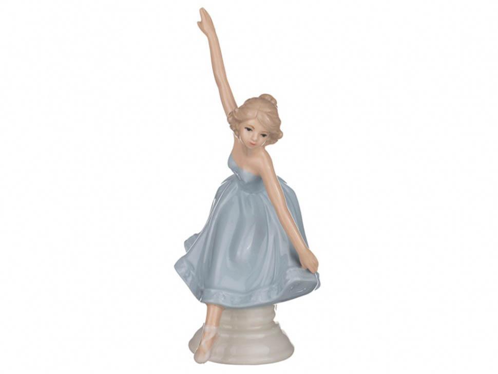 {} Lefard Статуэтка Балерина (8х9х18 см) статуэтка lefard африканка 174 311