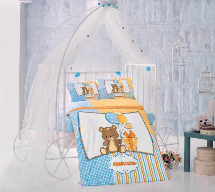 Детское Постельное белье Clasy Детское Постельное белье Sweet Bear (100х150)