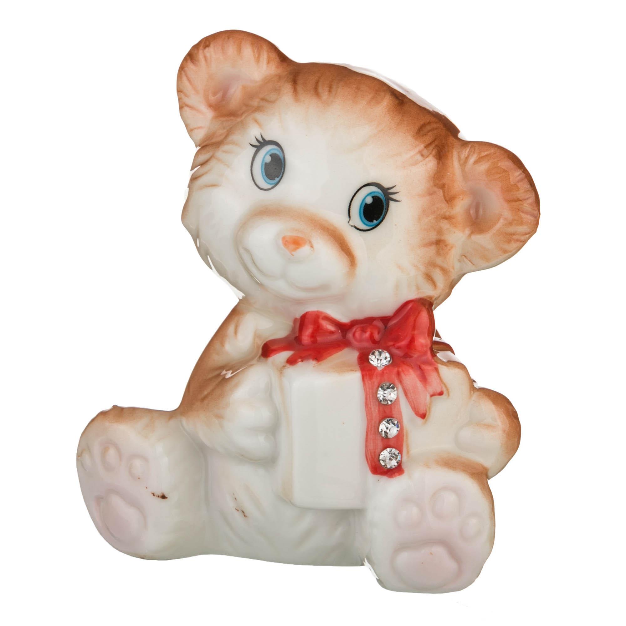 {} Lefard Фигурка Мишка (8 см) декоративная фигурка мишка именинник высота 13 см 29373